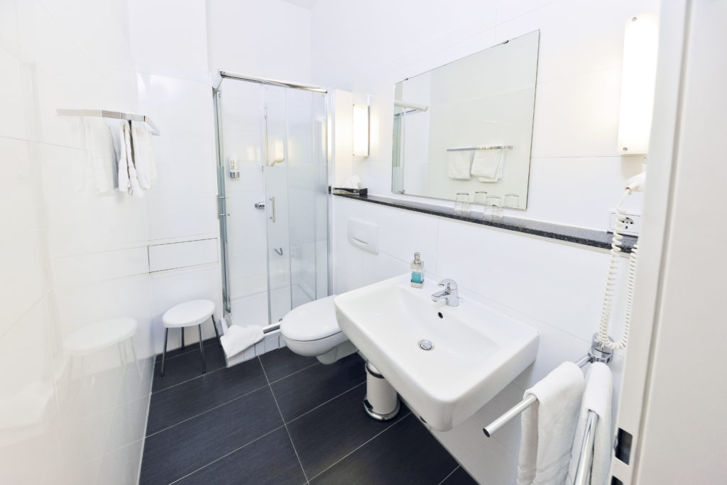 Bad / Bathroom / AMC Hotel