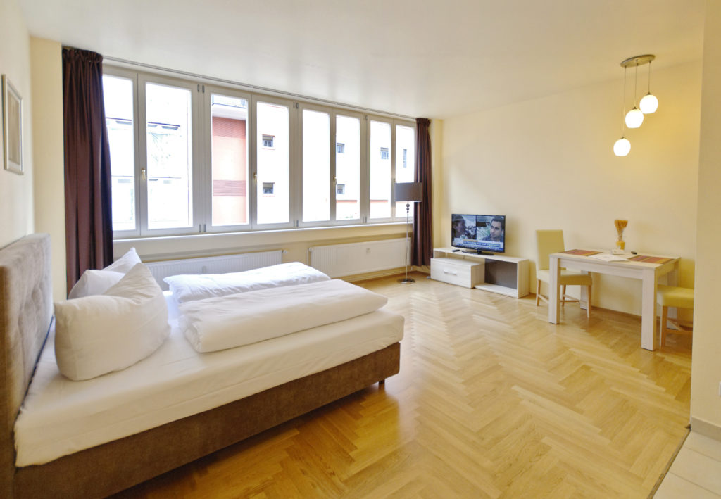 Junior Studio Apartment - Bundesallee
