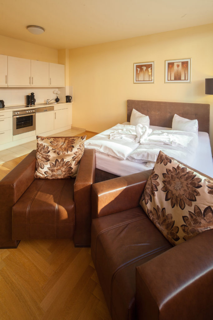 Junior Studio Apartment - Bundesallee
