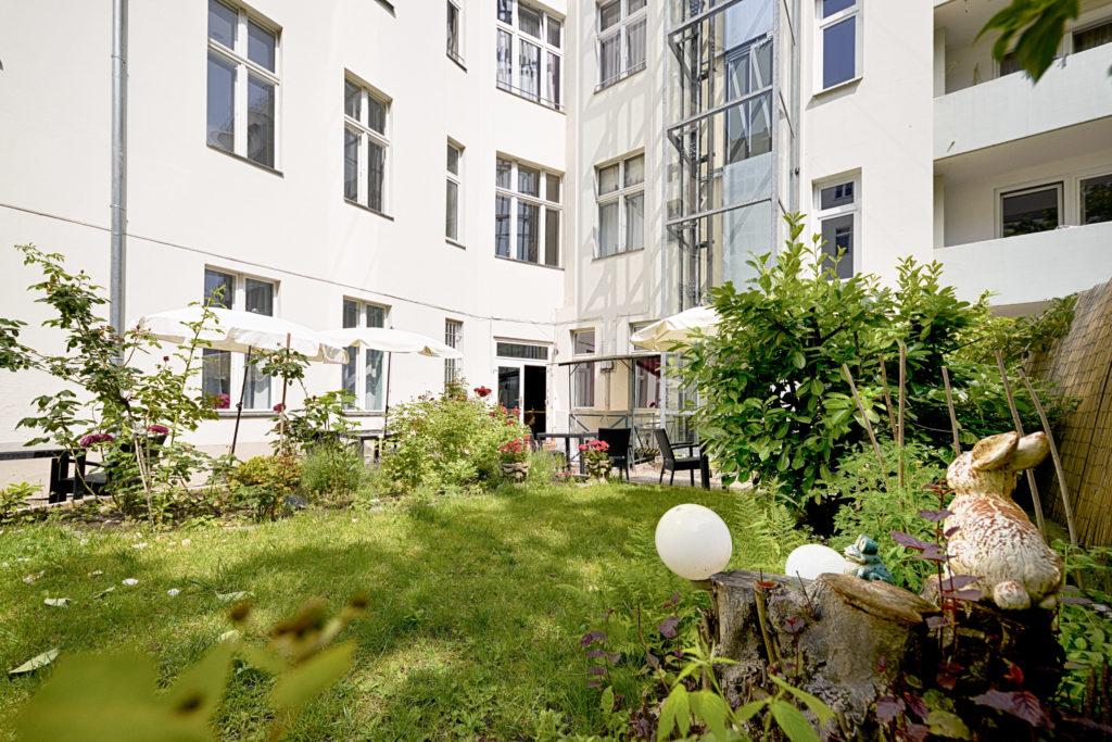 Garten / Garden / AMC Hotel