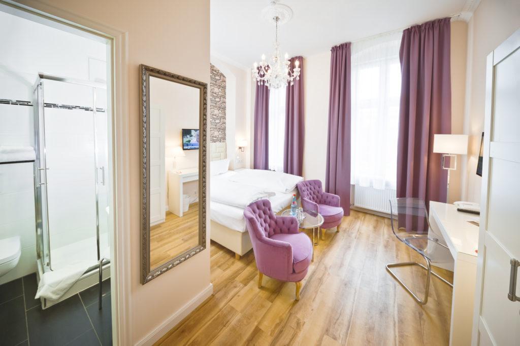 Komfort Zimmer / comfort room