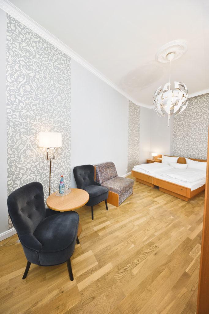 Standard Zimmer / standard room